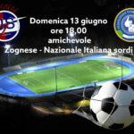 ATTIVITA' DEL WEEK-END – OPENDAY E MATCH CON NAZIONALE ITALIANA SORDI